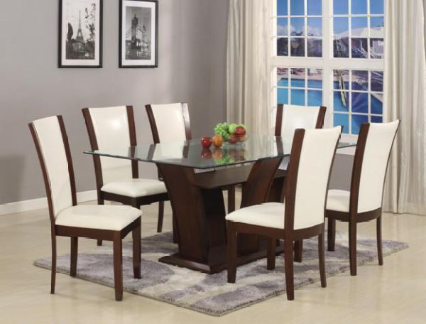 Picture of CAMELIA SIDE CHAIR WHITE