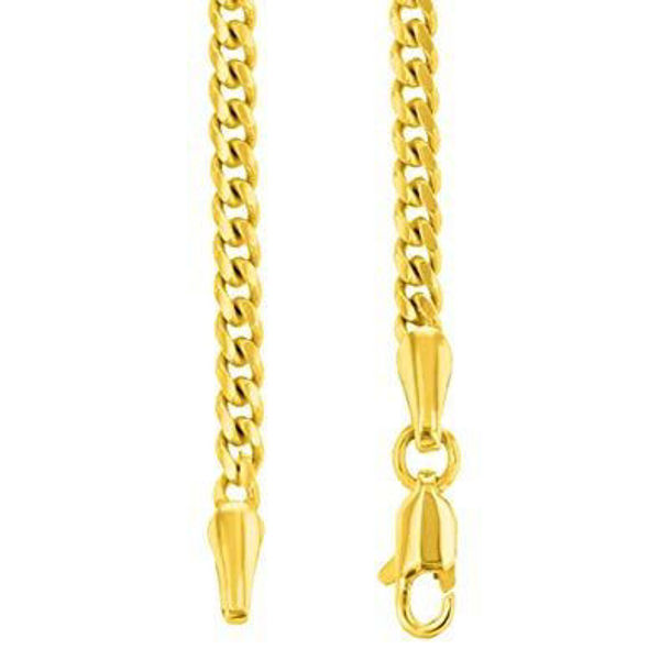 Picture of 14K Yellow Gold 2.5mm