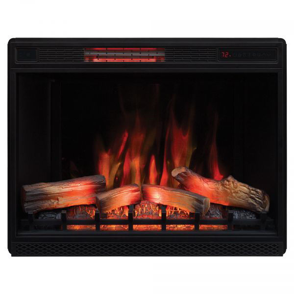 Picture of 33 3D FIREPLACE INSERT