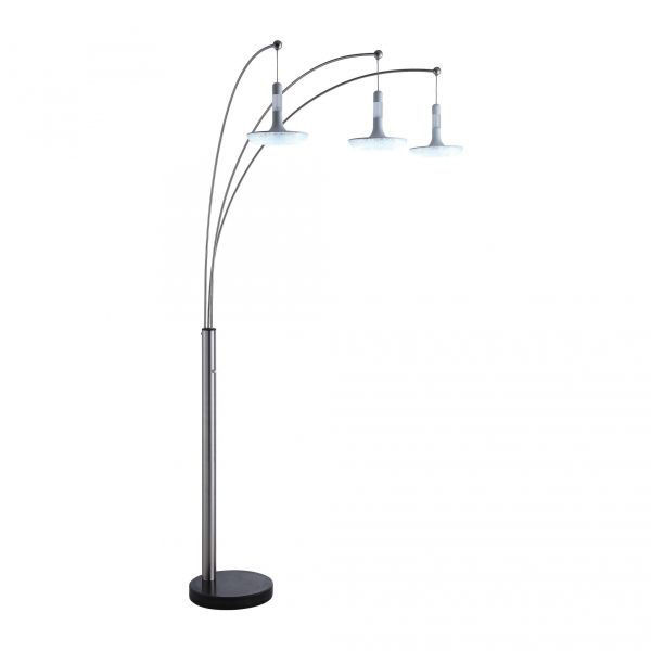 Picture of 86 INCH H 3-ARM ARC FLOOR LAMP