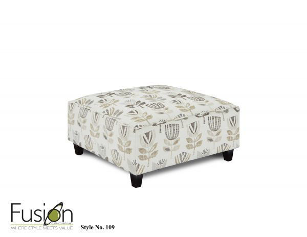 Picture of 109 RIVERA DRIFTWOOD OTTOMAN