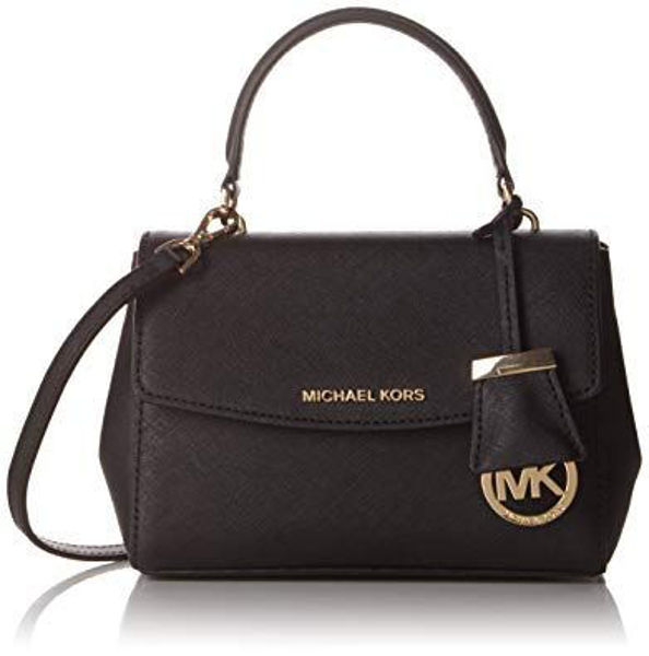 Picture of AVA CROSSBODY LEATHER BAG,
