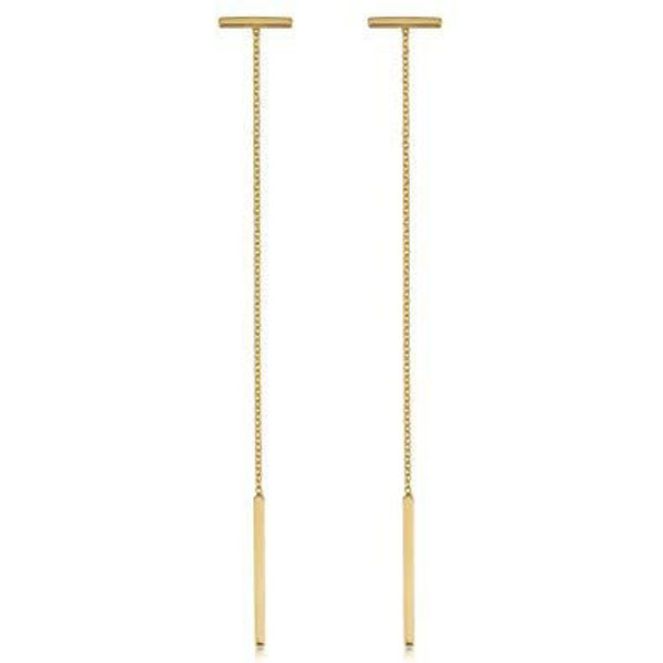 Picture of 14K YELLOW GOLD DANGLING