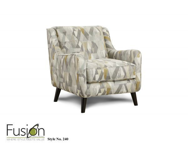 Picture of FLIPSIDE SPRING ACCENT CHAIR