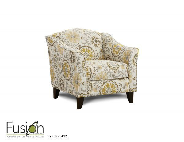Picture of ALPENROSE DAISY CHAIR