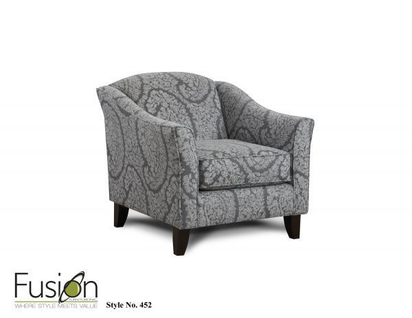 Picture of ELLA PEWTER CHAIR FOR 2314-CP