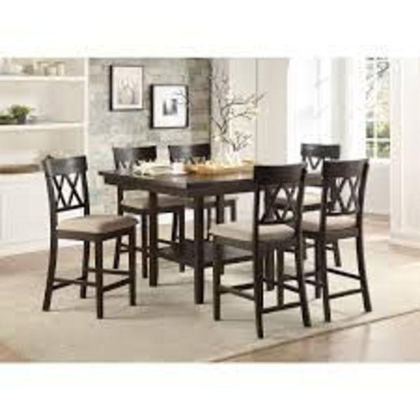 Picture of BALIN ESPRESSO 6PC DINETTE +