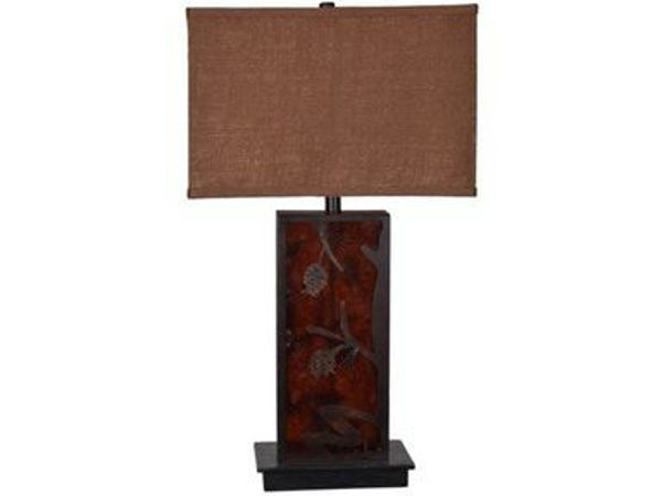 Picture of RHODES TABLE LAMP W/NIGHT