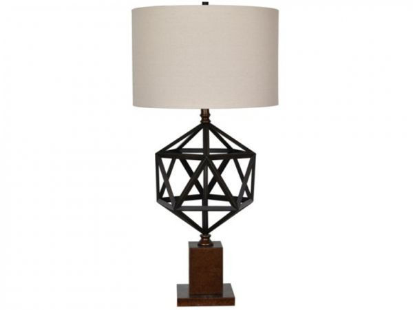 Picture of DEVON TABLE LAMPSET 35 INCHH