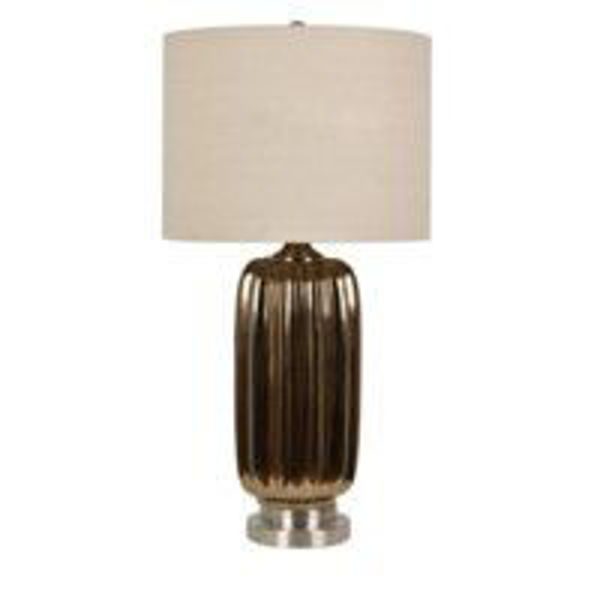 Picture of LEWIS TABLE LAMP CERAMIC
