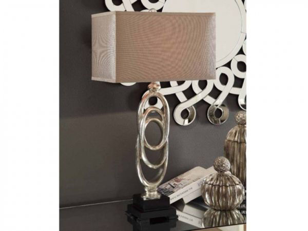 Picture of RINGS TABLE LAMPSET