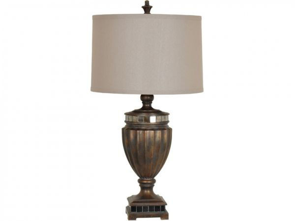 Picture of HERITAGE TABLE LAMPSET