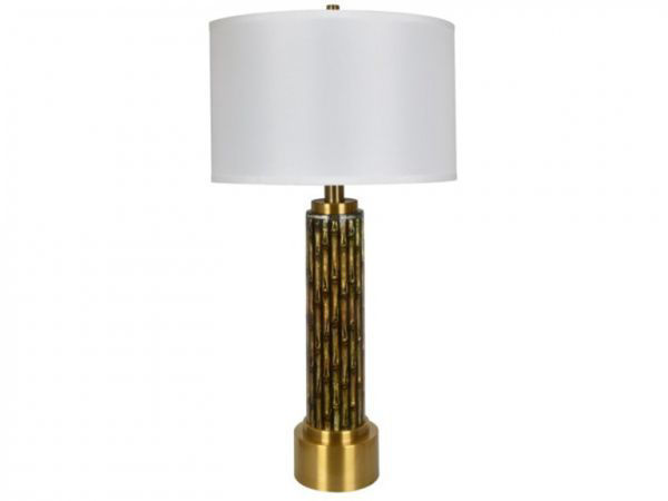 Picture of BAMBOO TABLE LAMPSET