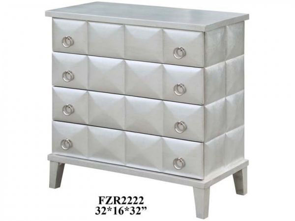 Picture of SOHO 4 DRAWER PYRAMID FRONT