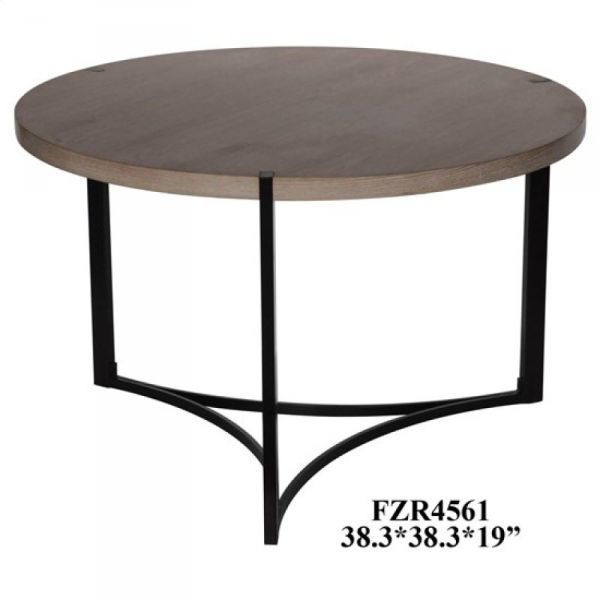 Picture of STRATUS ROUND COCKTAIL TABLE