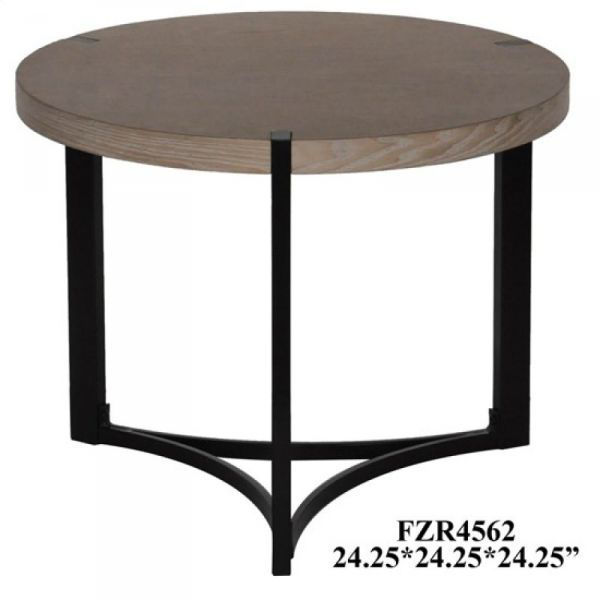 Picture of STRATUS ROUND END TABLE