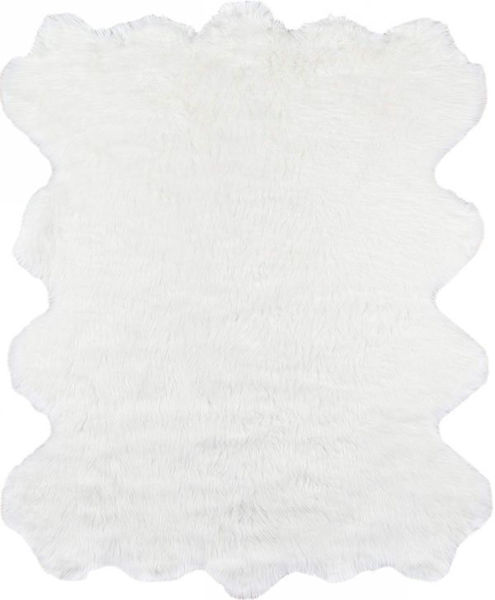 Picture of FAUX FUR IVORY
