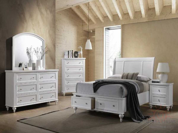 Picture of CASEY HEADBOARD + KING