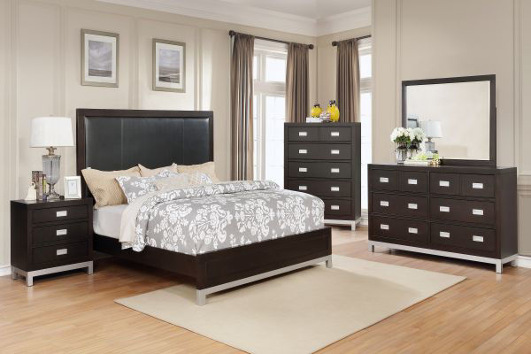 Picture of MABLE ESPRESSO KING BED