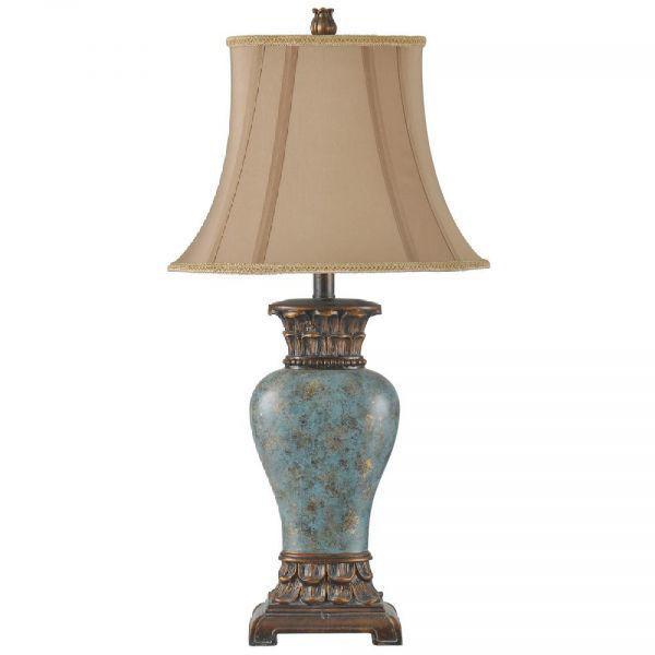 Picture of BELLA BRONZE URN LAMPSET