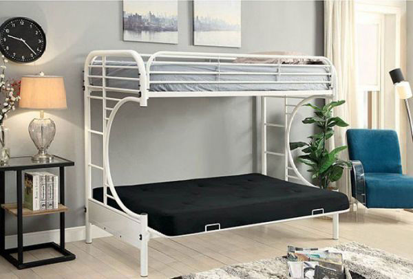 Picture of OPAL TWIN/FULL FUTON BUNKBED