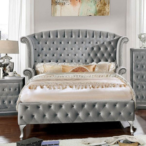 Picture of ALZIR GRAY BED KING