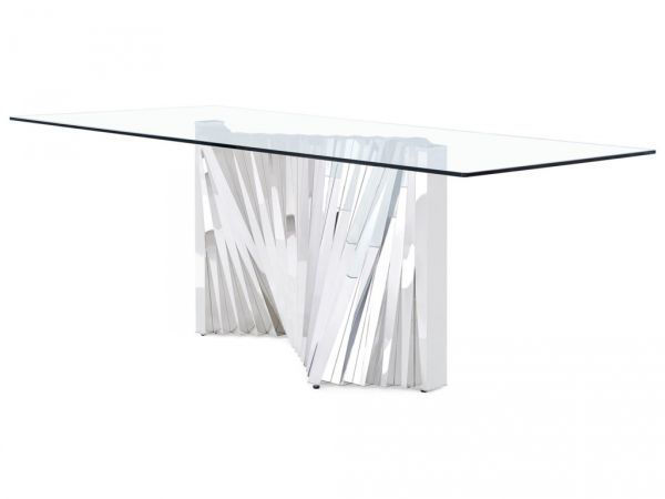 Picture of DINING TABLE LEGS STAINLESS