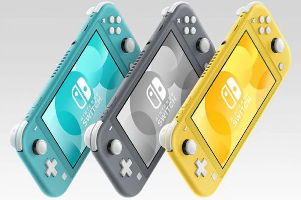 Picture of SWITCH LITE VARIOUS COLORS