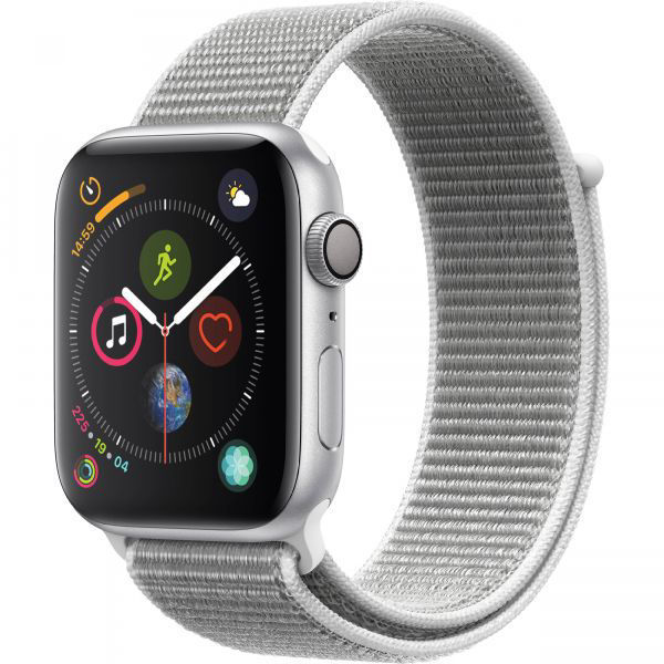Picture of SERIES 4 GPS,44MM,SILVER