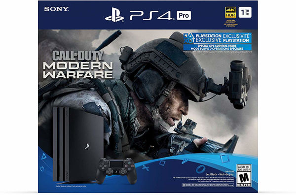 Picture of PS4 PRO 1TB CALL OF DUTY