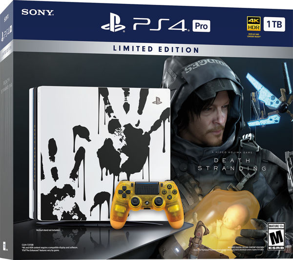 Picture of DEATH STRANDING BUNDLE