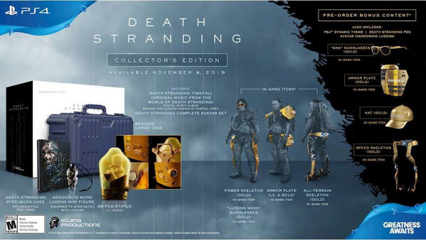 Picture of STAR WARS DEATH STRANDING