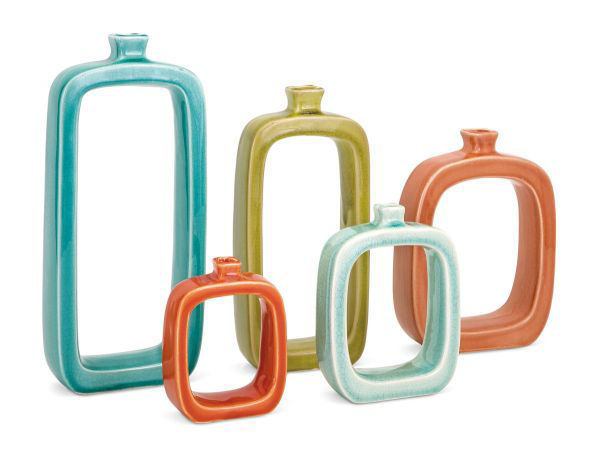 Picture of WARLOW VASES- SET OF 5