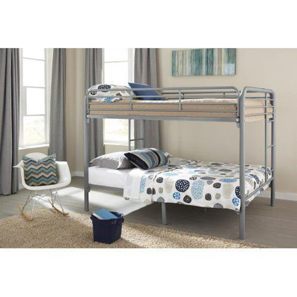 Picture of SILVER FULL/FULL BUNKBED