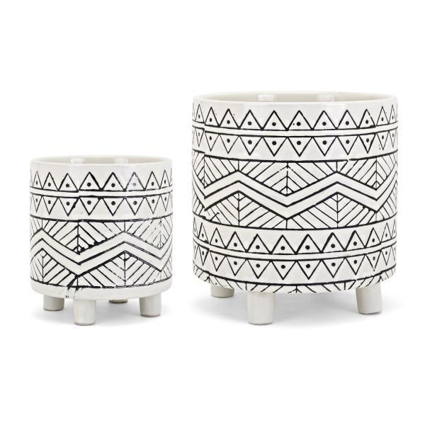 Picture of RATLIF PLANTERS SET OF 2