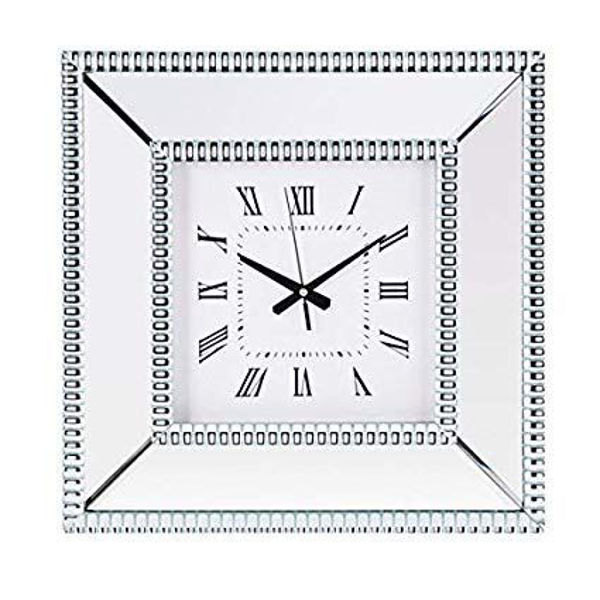 Picture of FIONA MIRROR WALL CLOCK