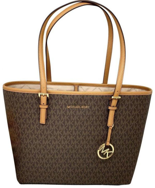 Picture of JET SET CARRYALL TOTE MED