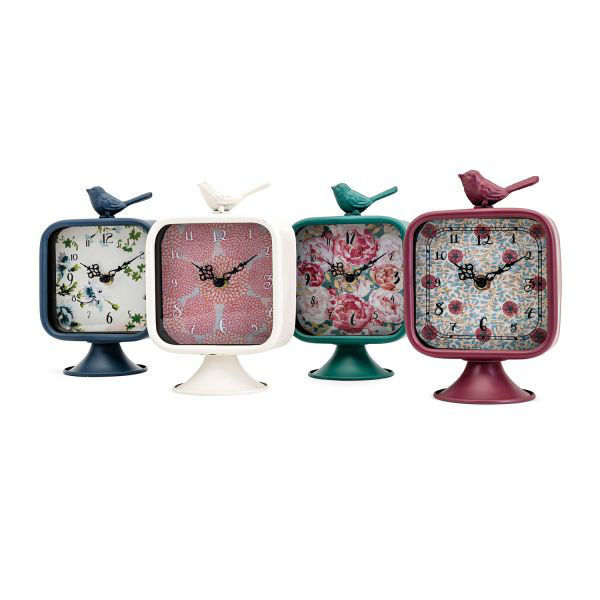 Picture of BIRD DESK CLOCK-AST 4