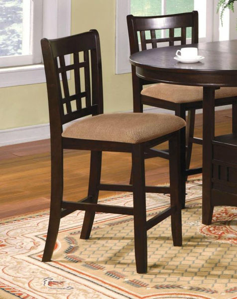 Picture of METROPOLIS PUB HT CHAIRS PAIR