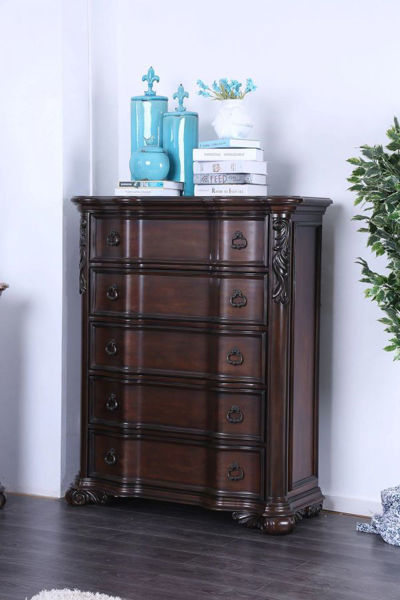 Picture of FRANCO MAHOGANY CHEST