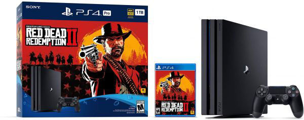 Picture of PS4 PRO RED DEAD REDEMPTION