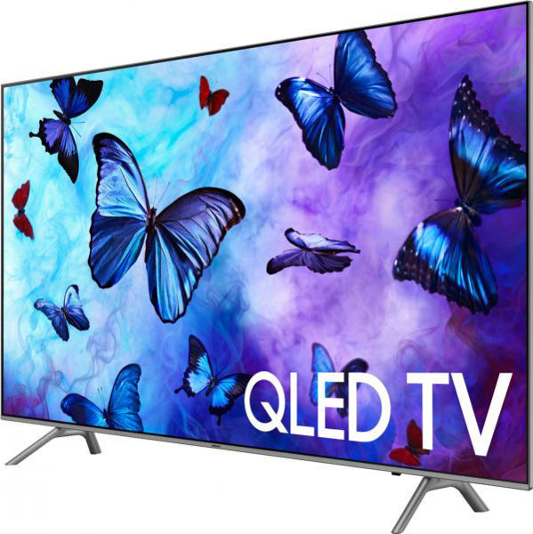 Picture of 65 CLASS HDR UHD SMART QLED TV