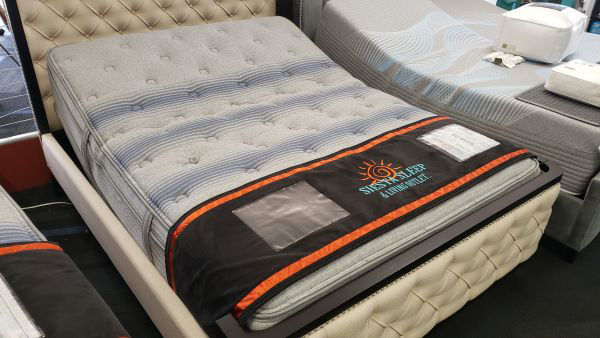 Picture of TRIUMPH BLOOM EUROTOP MATTRESS