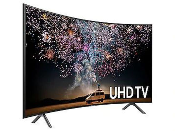 Picture of CURVED 2160p - Smart - 4K UHD