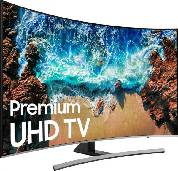 Picture of CURVED SMART 4K UHD TV (2019)