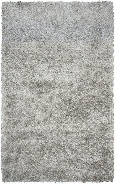 Picture of GRAY 7.5 X 9.5 SHAG RUG