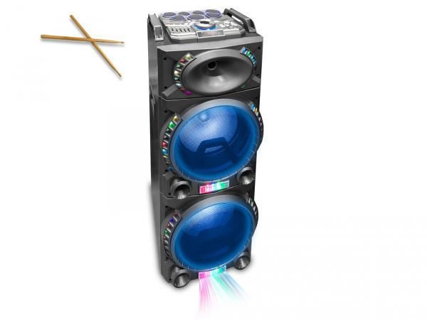 Picture of DOUBLE 12 BLUETOOTH SPEAKER