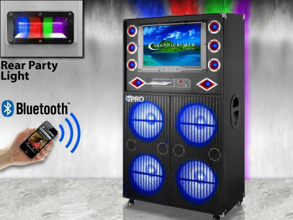 Picture of KARAOKE BLUETOOTH SYSTEM