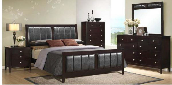 Picture of HAZEL KING HEADBOARD+FOOTBOARD