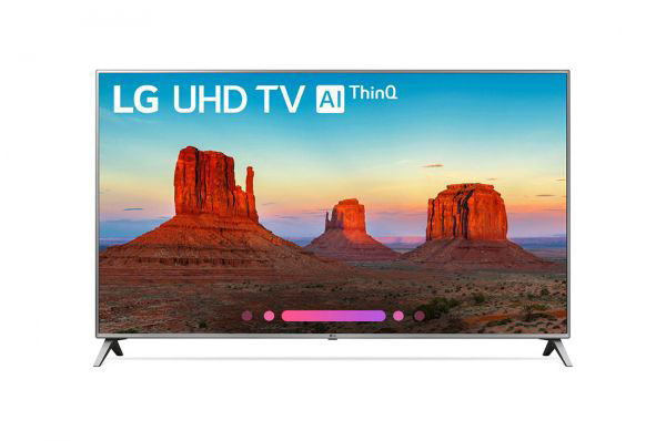 Picture of 4K HDR SMART LED UHD TV